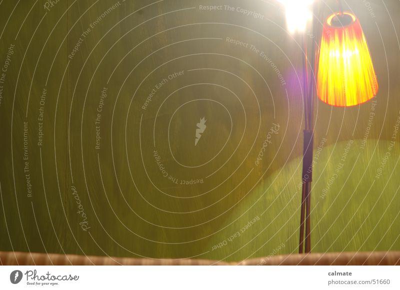 - retrostyle II - Erholung Beleuchtung sitzen Sofa Wohnzimmer Sitzgelegenheit Verabredung Gast Siebziger Jahre Sechziger Jahre old-school Stehlampe