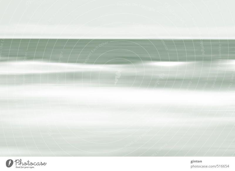 Das Meer malerisch Umwelt Natur Landschaft Urelemente Wasser Himmel Wolken Wellen Küste Strand Ostsee einfach elegant Flüssigkeit frei groß Unendlichkeit