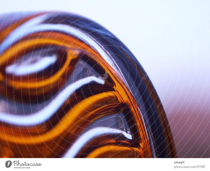 Wellenreiter 01 orange Glas rund Bogen Oval Fototechnik