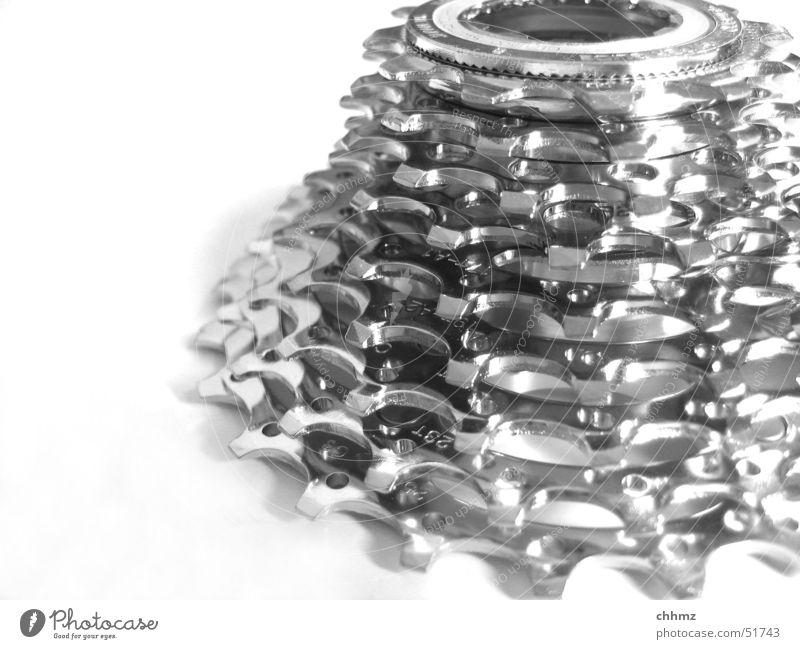 Aller guten Dinge sind neun Fahrrad Sauberkeit Kette Zahnrad Antrieb Rennrad
