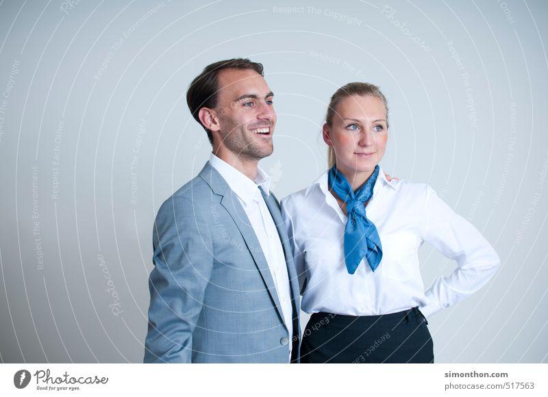 Meeting Mensch Erwachsene Leben sprechen Paar Freundschaft Business Büro Zufriedenheit Erfolg planen Netzwerk Bildung Team Geldinstitut Erwachsenenbildung