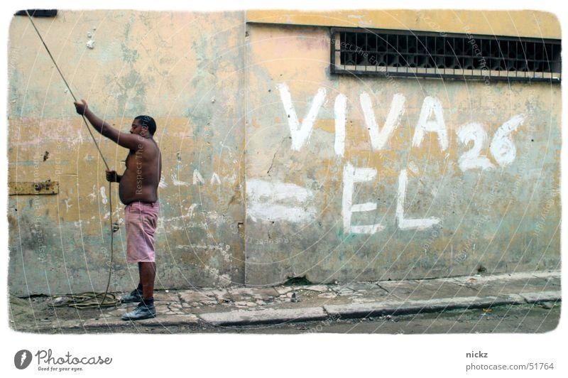 Viva 26EL Straße Wand Mauer Graffiti Seil Freak Laune Anstrich