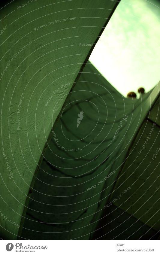 speedway grün Ferne Architektur Wege & Pfade modern Geschwindigkeit Dach Futurismus Speedway Rennen