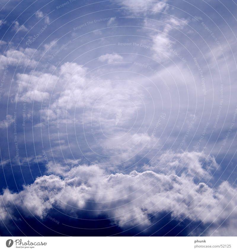 himmel collage#2 Himmel weiß blau Wolken Regen Nebel Sturm schlechtes Wetter