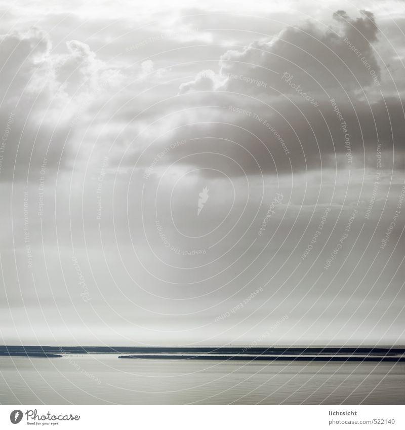 Nordwelt Himmel Natur Wasser Meer Landschaft Wolken Ferne dunkel Umwelt Küste grau Horizont Wetter Insel Urelemente Glaube