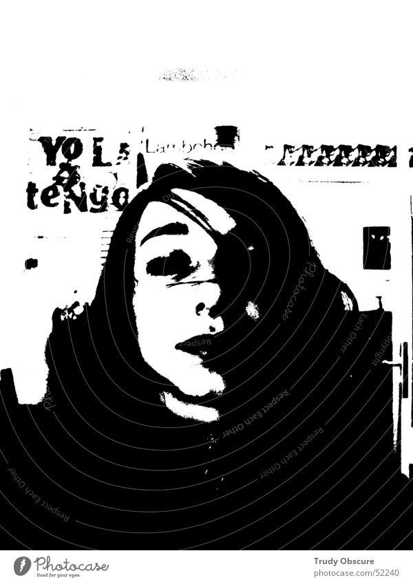 Yo La Tengo Frau Mensch Mädchen Auge Musik Tür Bild Poster Griff Kind