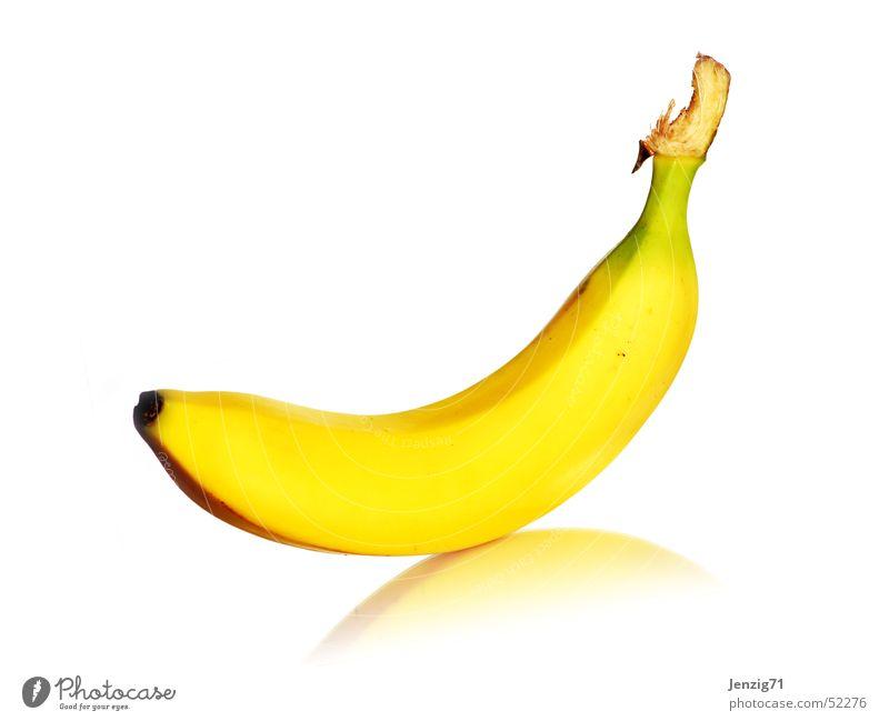 Biker's lunch. Banane gelb Kohlenhydrate Kalium Ernährung Motorradfahren Radrennen Frucht gesund gesundheit Energiewirtschaft Lebensmittel