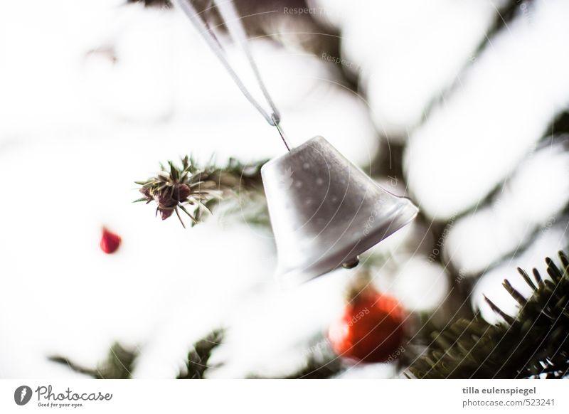 Süßer die Glocken... Dekoration & Verzierung Kugel Schnur Bewegung kalt Weihnachtsbaum Weihnachtsdekoration Nadelbaum Weihnachten & Advent Gedeckte Farben