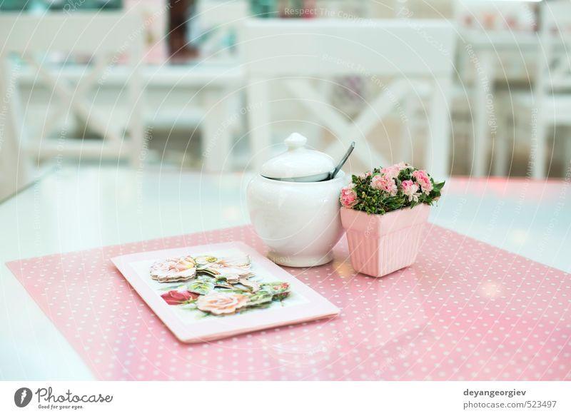 weiß Farbe Blume Architektur Lampe Feste & Feiern rosa offen elegant Design modern Dekoration & Verzierung Tisch Kultur Stuhl Küche