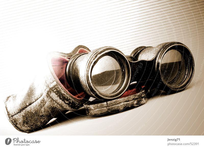 BühnenBlick. Fernglas Opernglas Teleskop Optiker Operette Veranstaltung Samt Monochrom Linse Theaterschauspiel Lupe etui Hülle Sepia
