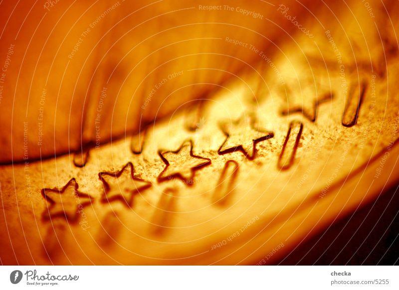 Eurostars Europa Geldmünzen Dinge Stern (Symbol) Makroaufnahme
