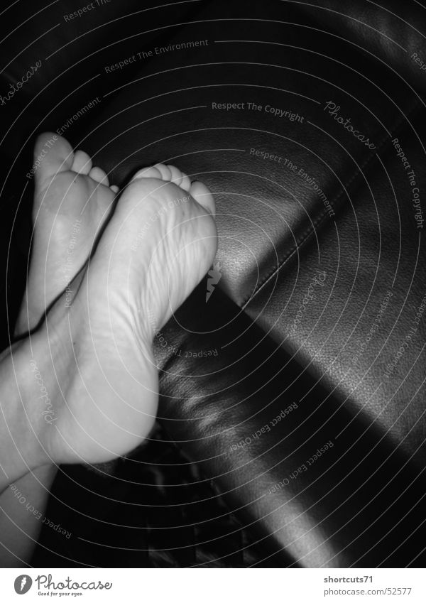 relaxed feet Erholung Fuß