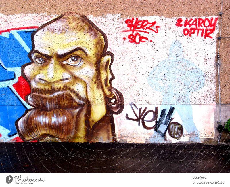 Graffiti, Leipzig Dinge