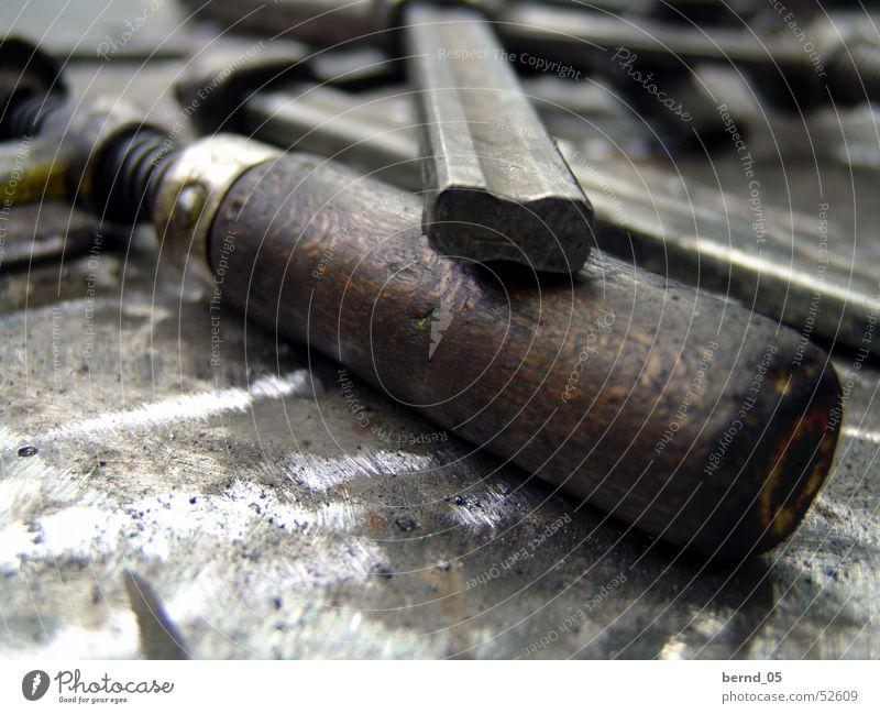 Work Arbeit & Erwerbstätigkeit Metall Werkzeug Handwerk Metallbau Schraubzwinge Schlosserei