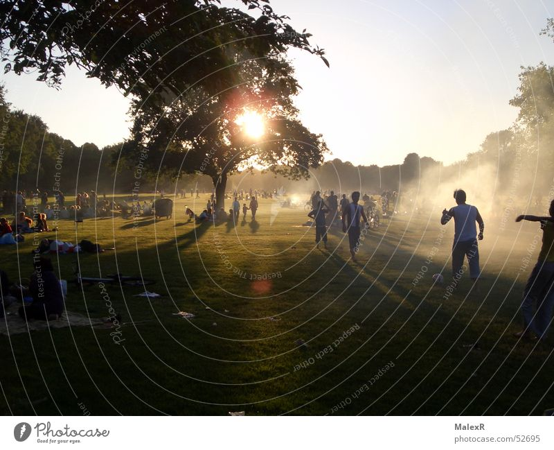 sunpark Sommer Erholung Park Hamburg Rauch Ernährung