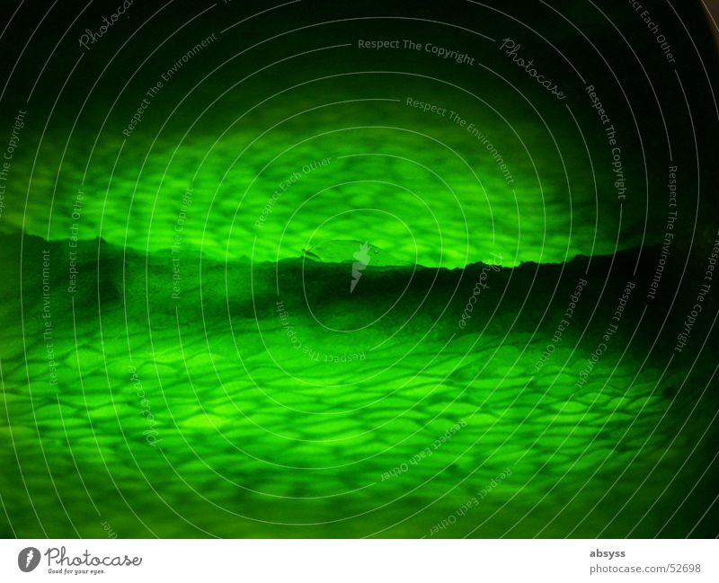 Atomic Green grün Pflanze Ernährung Lebensmittel fantastisch Außerirdischer Paprika Atom
