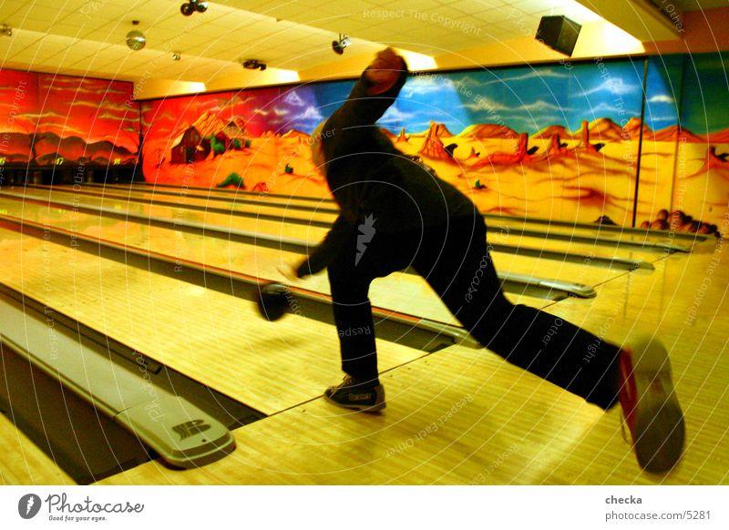 bowlfoul Bowling Sport Dynamik Bowlen