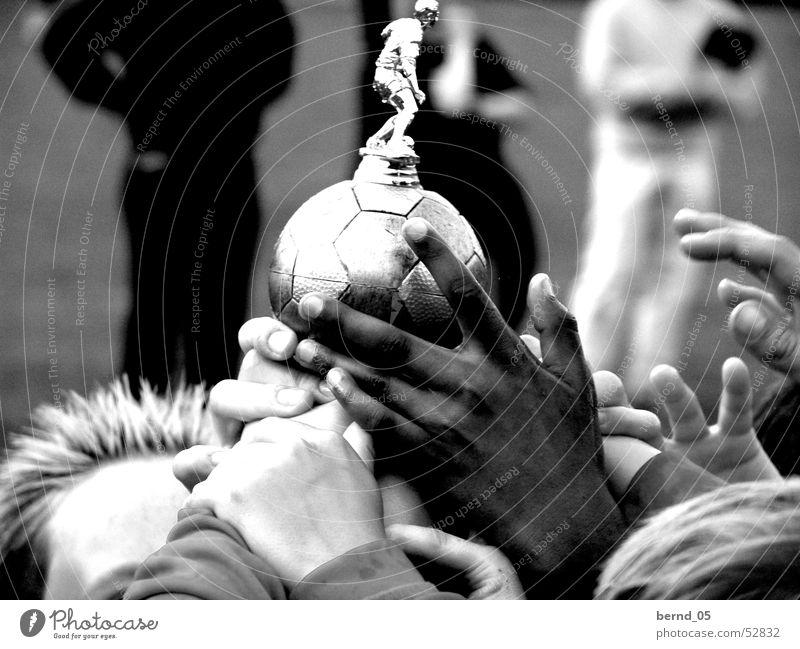 Sieger Sport Fußball Erfolg Pokal Weltmeisterschaft