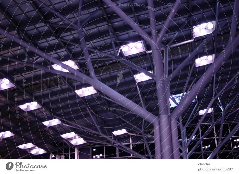 airport stugg Baum Baumstruktur Stuttgart Architektur Licht modern Flughafen
