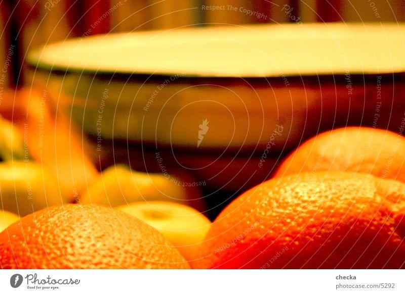 Vitamine Gesundheit Frucht Orange Apfel Schalen & Schüsseln Dessert Obstsalat