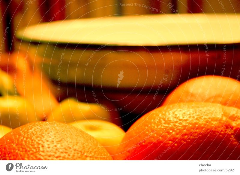 Vitamine Orange Obstsalat Gesundheit Frucht Apfel Schalen & Schüsseln