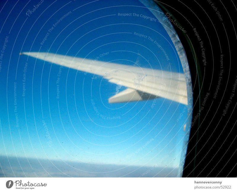 HKS 47 Himmel ruhig Erholung Flugzeug Hannover Salzburg