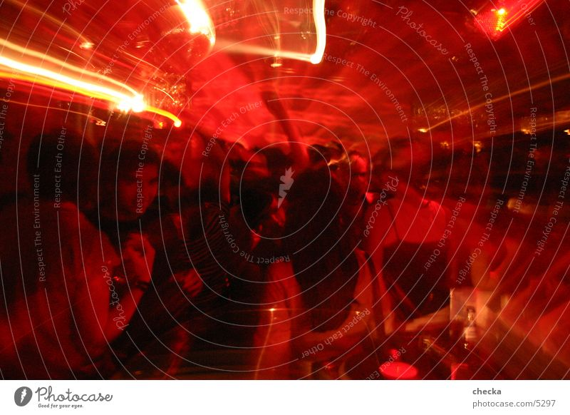 clubbing Party Tanzen Disco Club Nachtleben