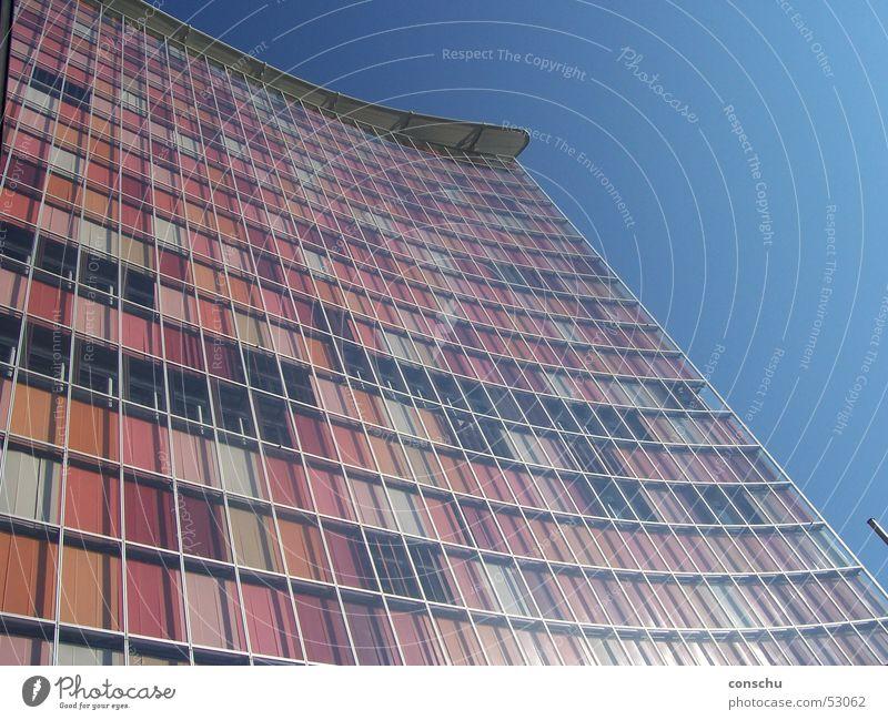 verliebt in berlin Berlin Gebäude rosa Blauer Himmel