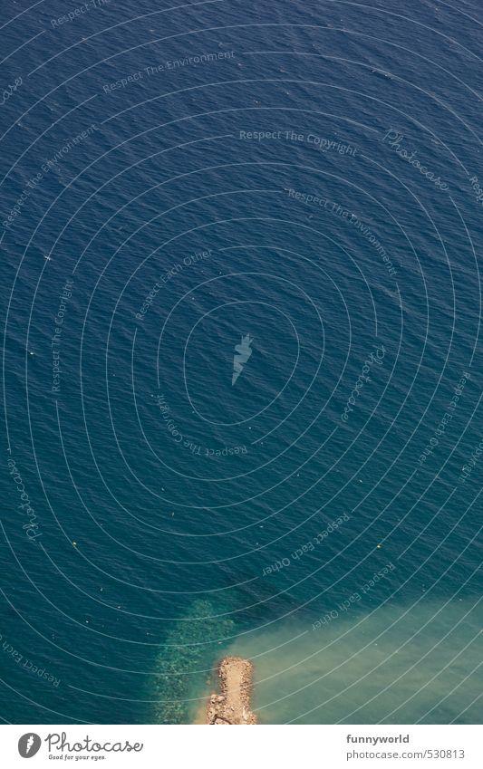 Das wärs jetzt! Gesundheit Wellness Wohlgefühl Erholung Meditation Schwimmen & Baden Sommer Sommerurlaub Sonnenbad Strand Meer Insel Wasser ruhig Höhenangst