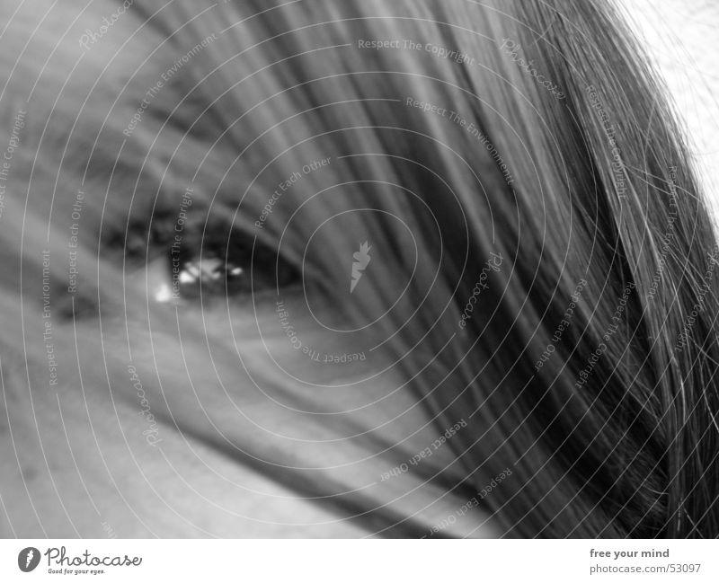 Roxys Auge Auge Haare & Frisuren