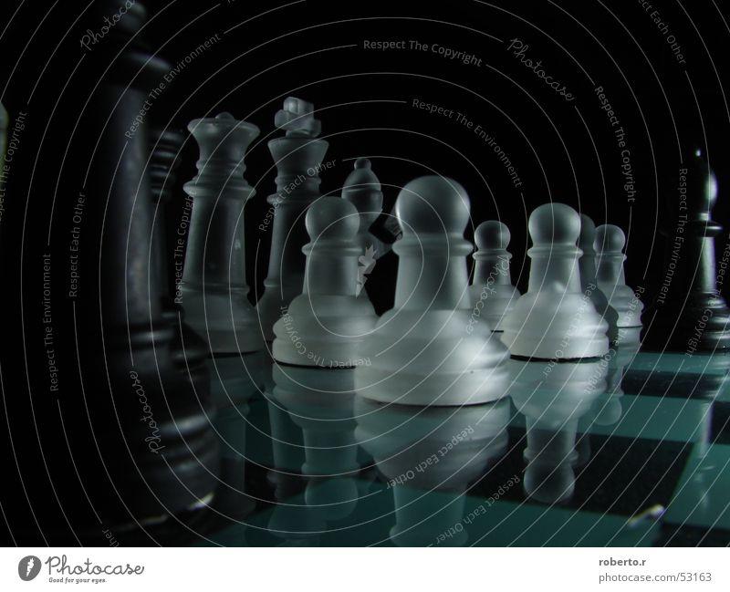 Scacco_2 König weiß schwarz Schachbrett könog Schachfigur