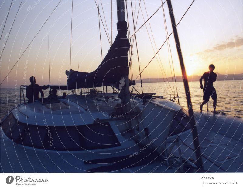 katamaran Schifffahrt