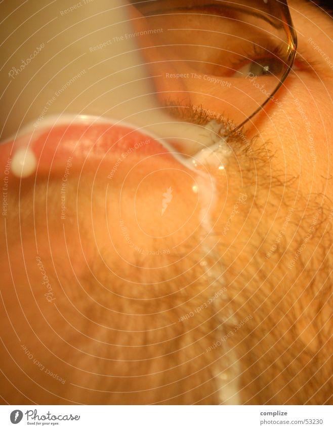 milkyway Mann Natur Auge Ernährung Haare & Frisuren dreckig Haut Glas Lebensmittel Wassertropfen Getränk Schwein Wellness Fluss Küche trinken