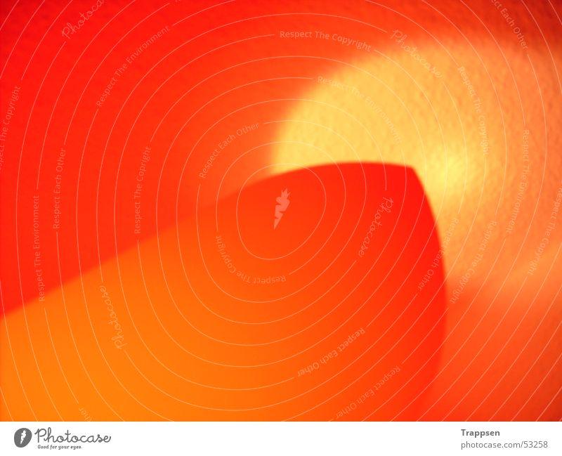 lampe1 Lampe rot Licht hell orange