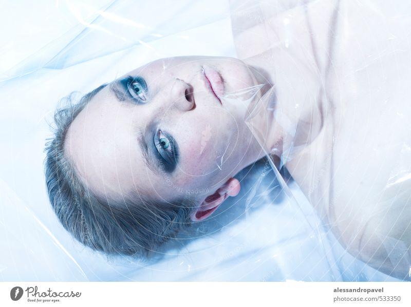 Vera Jugendliche schön Junge Frau Gesicht feminin Stimmung Körper Kosmetik unschuldig