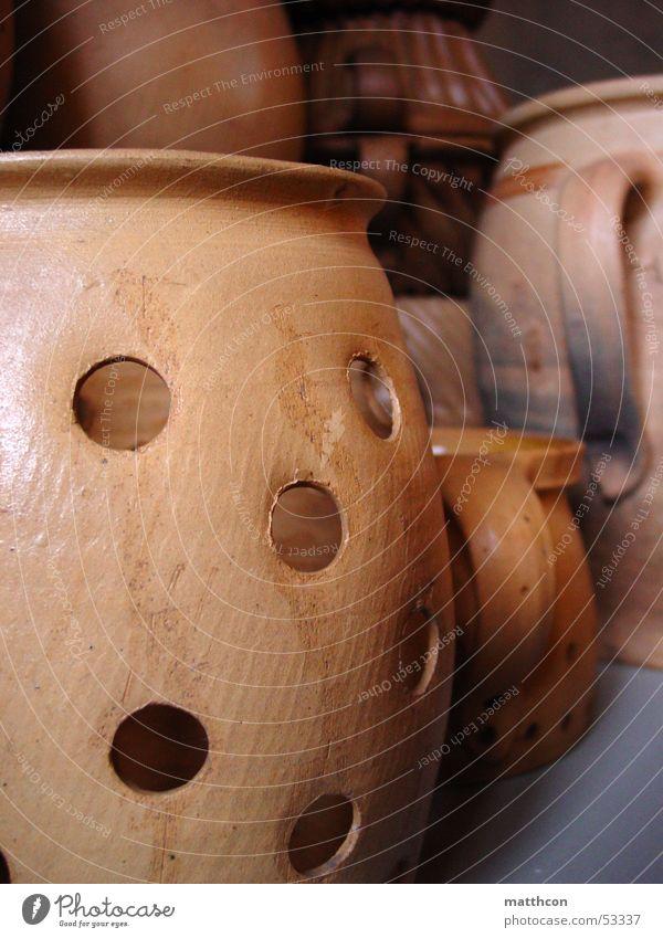 Tonkrüge Küche Keramik Krug Töpferei Steingut