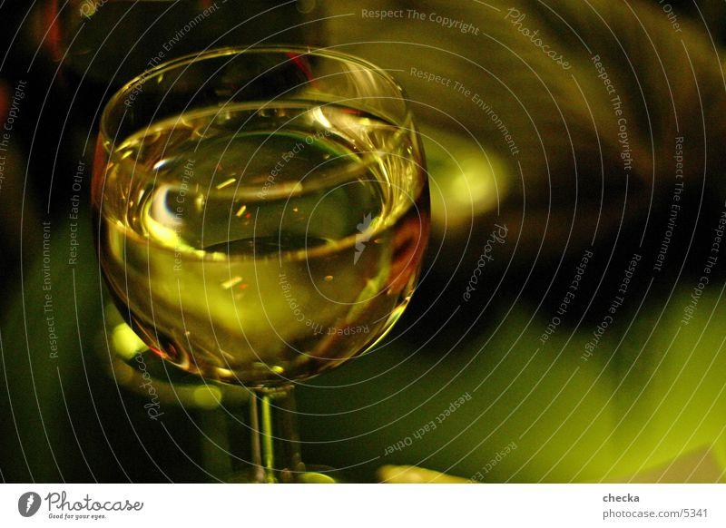 Weißwein Bar Getränk Alkohol Glas Wein