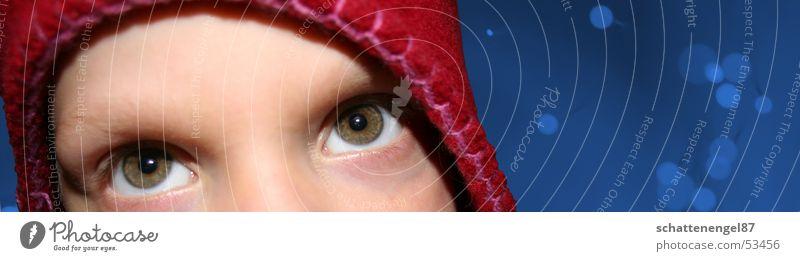 armes kindchen Kind Mädchen blau rot Gesicht Auge kalt Wärme hell braun Hintergrundbild Nase Physik Mütze Wolle