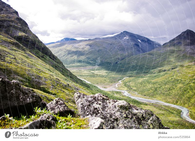 steep slope Natur Ferien & Urlaub & Reisen Landschaft Ferne Berge u. Gebirge Leben Freiheit Glück Horizont Stimmung Idylle Zufriedenheit Perspektive Energie Ausflug lernen