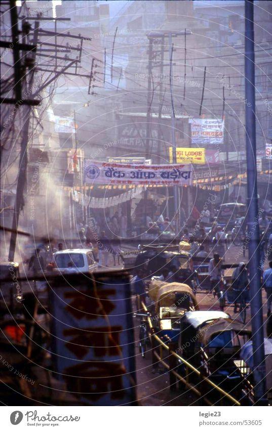Varanasi Indien