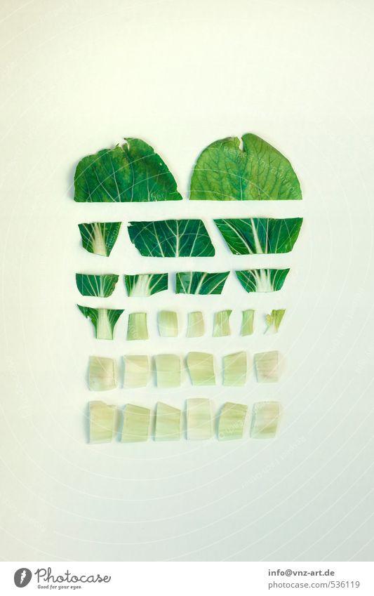 Vegetable_01 Gemüse graphisch Werkstatt flach modern Kunst Konzepte & Themen Design kochen & garen Küche geschnitten Pflanze exotisch interessant Teilung