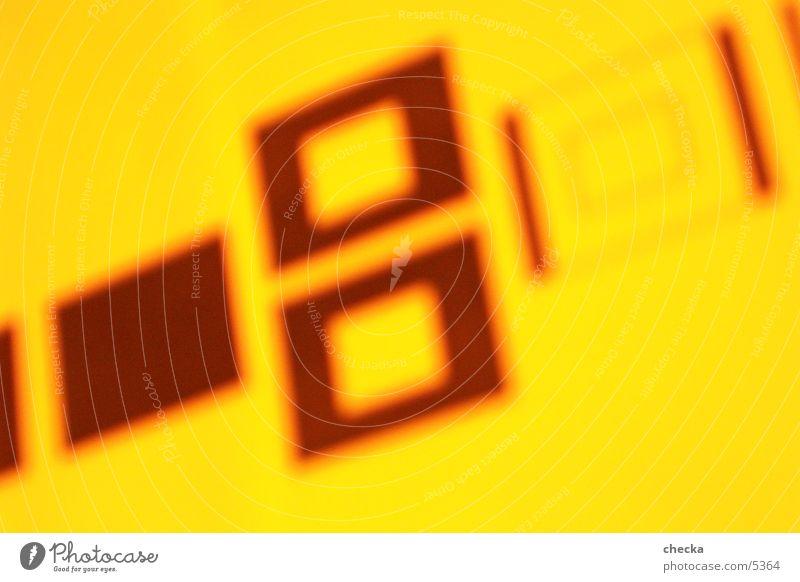 bauhausArt gelb orange Grafik u. Illustration Fototechnik