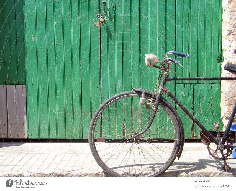 Old Bike Fahrrad altes fahrrad
