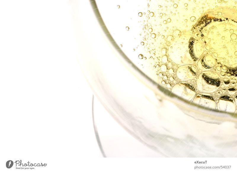 Spüli-impressionen Glas Blase Spülmittel