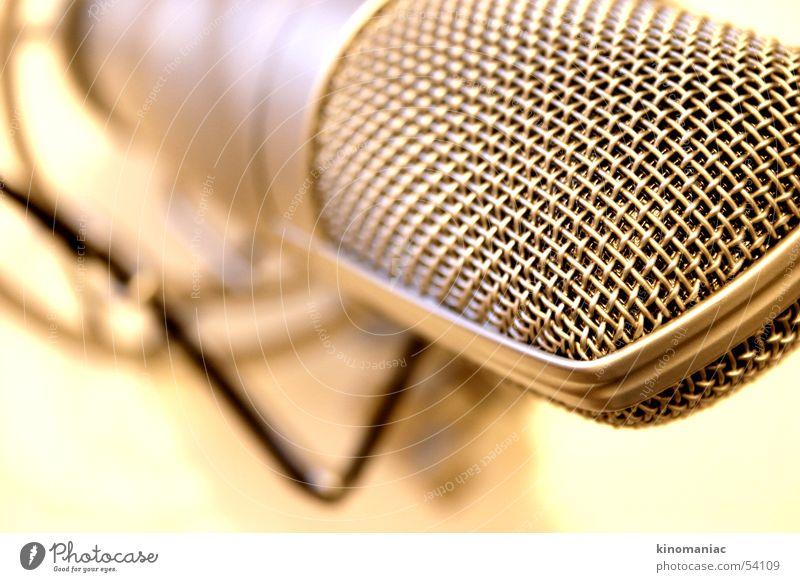 Sing, Sing, Sing! Farbfoto Studioaufnahme Detailaufnahme Menschenleer Textfreiraum links Starke Tiefenschärfe Lifestyle Design Freizeit & Hobby Musik