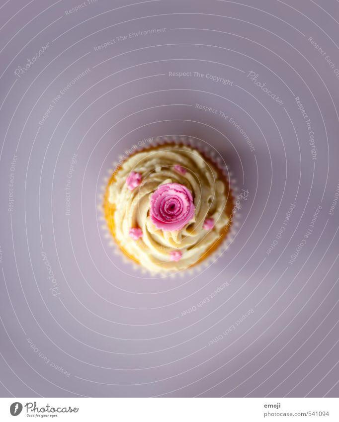 @ rosa Ernährung süß Süßwaren lecker Kuchen Dessert Fingerfood Slowfood Cupcake Kalorienreich