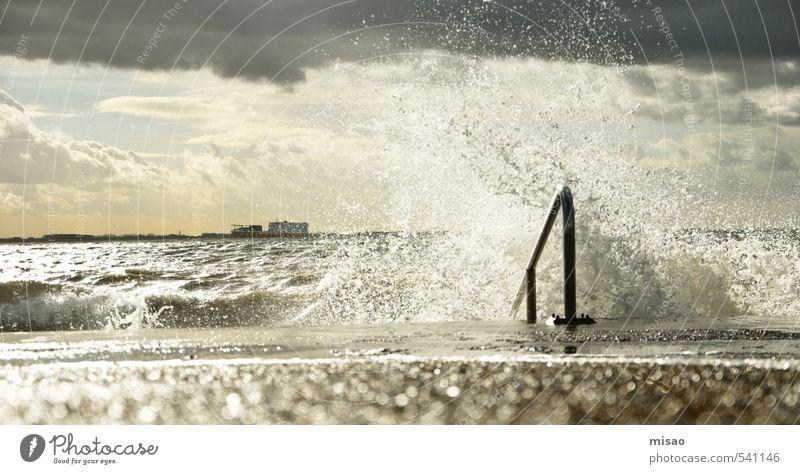Spritzschutz Sinnesorgane Duft Ferne Freiheit Wassersport Schwimmen & Baden Wasserkraftwerk Urelemente Wassertropfen Wolken Sonne Herbst Schönes Wetter