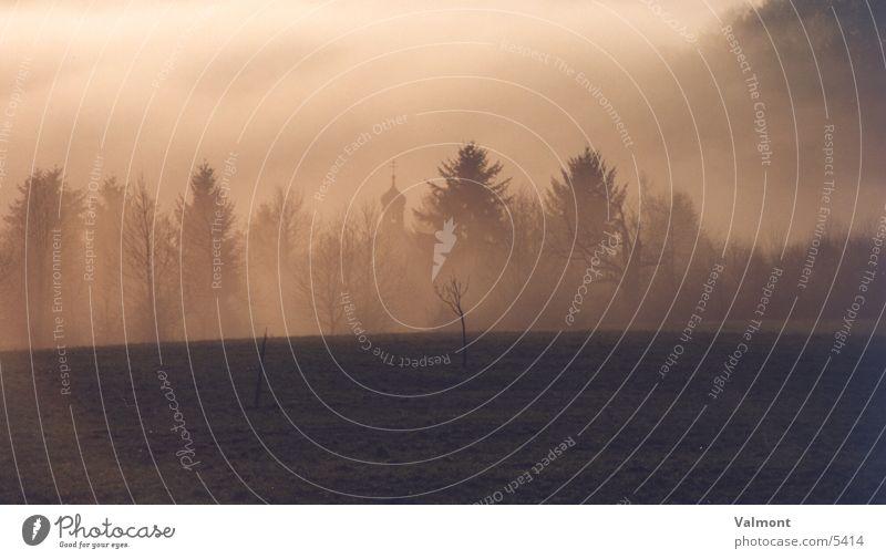 nebelschwaden Nebel Berge u. Gebirge Natur