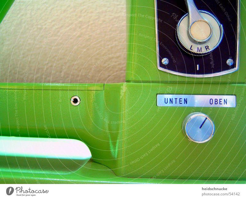 es geht aufwärts Nähmaschine grün Nähen Handwerk Freizeit & Hobby Dinge Schneidern oben positiv giftgrün Industrie Buchstaben Schriftzeichen Handarbeit