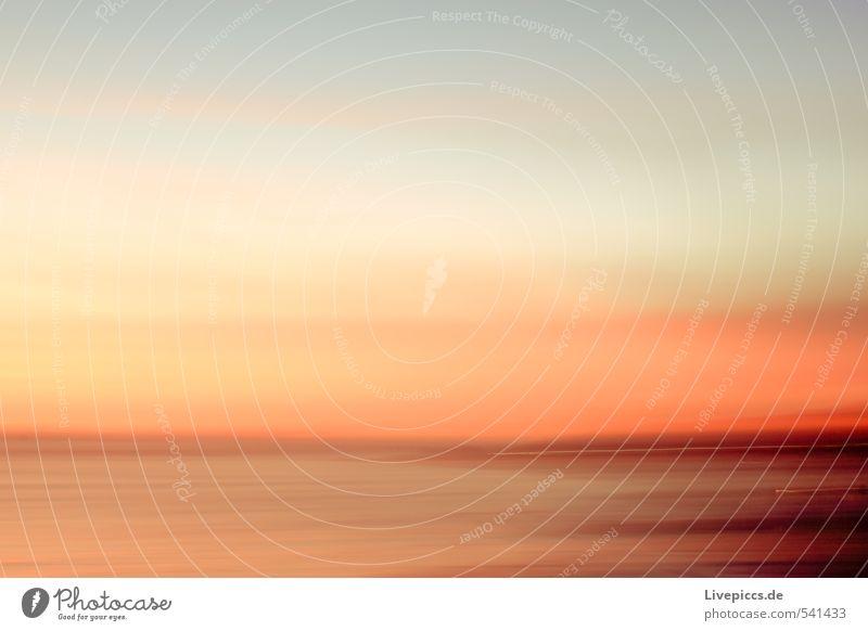 Marokko Ferien & Urlaub & Reisen Tourismus Sommer Sonne Strand Meer Umwelt Natur Landschaft Urelemente Wasser Himmel Wolken Sonnenaufgang Sonnenuntergang